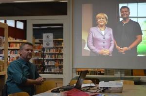 JSG-Botschaft im Workshop: Schulbibliotheksarbeit braucht starke Verbündete