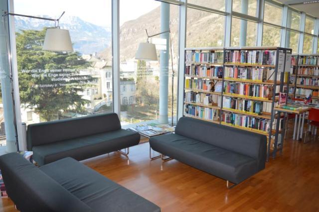 Fesselnde Bücher - Atemberaubende Aussicht, SB des Walter-Gymnasiums