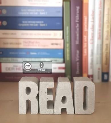 Read Beton vor Büchern
