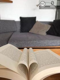 Lesen auf der Couch